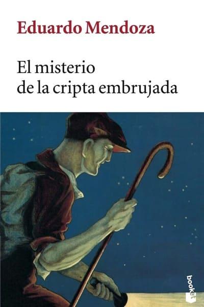 El misterio de la cripta embrujada, de Eduardo Mendoza Garriga