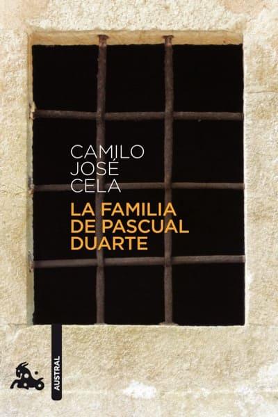 La familia de Pascual Duarte, de Camilo José Cela